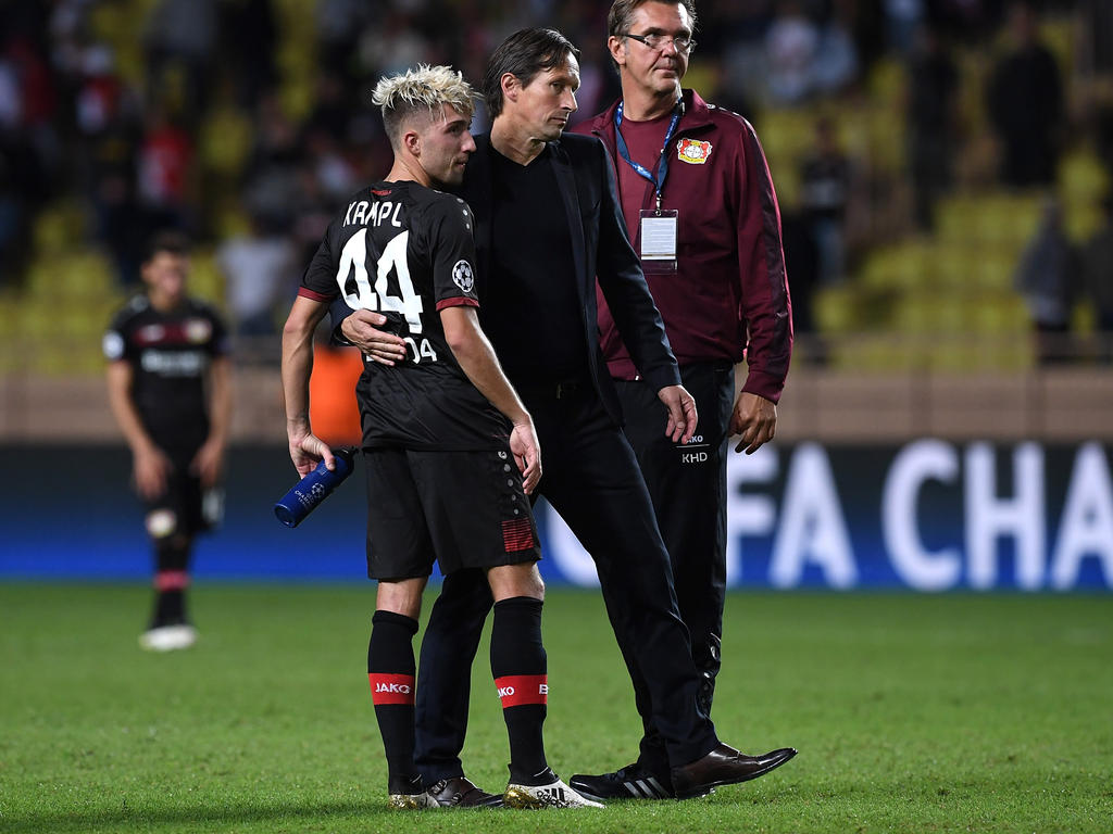 Leverkusens Kevin Kampl zieht China-Wechsel in Betracht