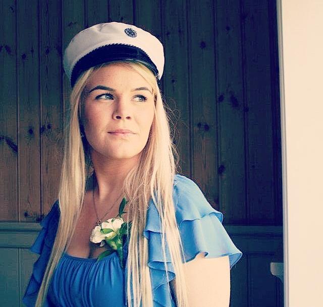 Arna Ásgrímsdóttir - Island