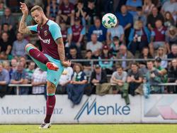 Brighton ließ West Ham mit Arnautović keine Chance