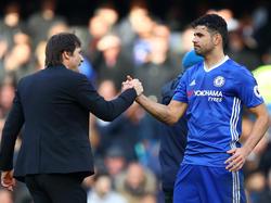 Das Tischtuch zwischen Antonio Conte und Diego Costa ist zerschnitten