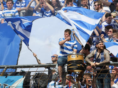 Fans des MSV Duisburg sind auf dem Weg nach Kaiserslautern attackiert worden