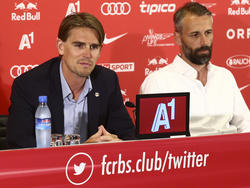Christoph Freund ist mit der Trainer-Performanc hochzufrieden