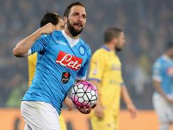 Gonzalo Higuaín forciert in Neapel seinen Abschied