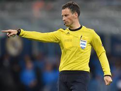 Mark Clattenburg und die übrigen Schiedsrichter müssen sich auf Regeländerungen einstellen