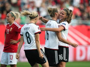 Die DFB-Damen suchen einen Gegner