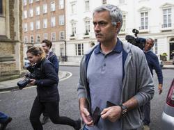 José Mourinho wird neuer Trainer bei Manchester United