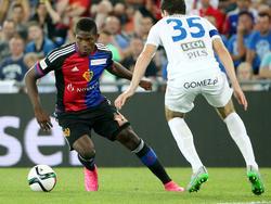Breel Embolo ist nun offiziell ein Schalker