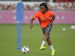 Dürfen die Bayern-Fans schon gegen Bremen auf die Künste von Renato Sanches hoffen?