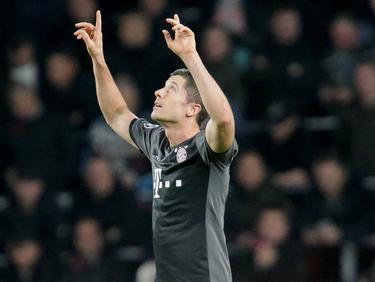 Robert Lewandowski, goleador en Holanda. (Foto: Imago)