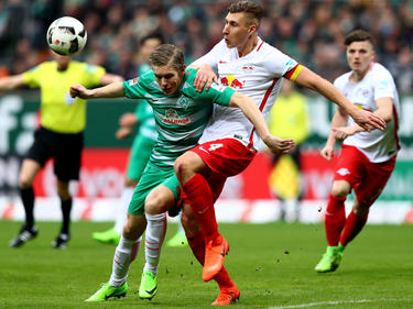 La derrota hace muy complicado que el Leipzig sea campeón. (Foto: Getty)