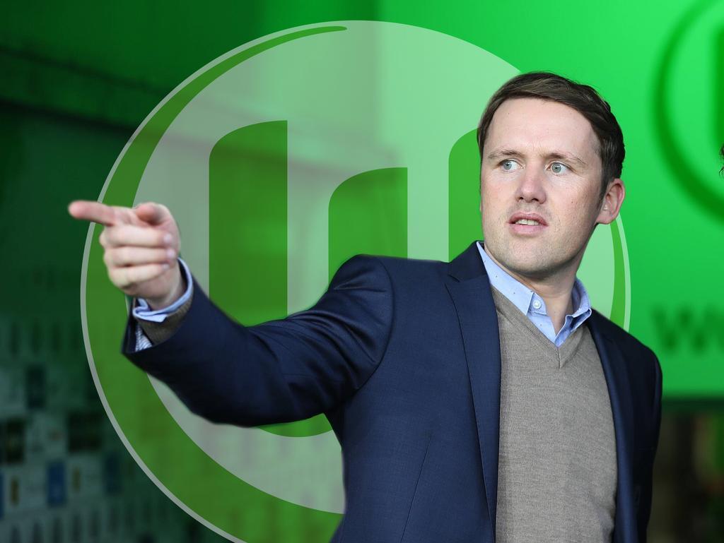 Olaf Rebbe leitet seit Dezember 2016 die Geschicke des VfL Wolfsburg