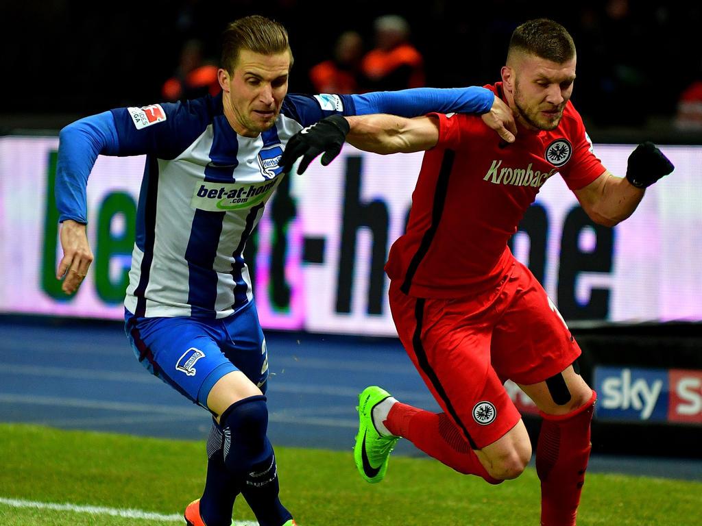 Platz 12: Ante Rebić (Eintracht Frankfurt)