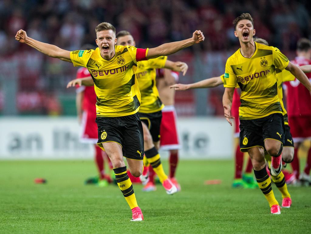VfB Stuttgart leiht Mittelfeldtalent Burnic vom BVB aus