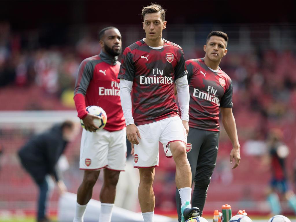 Mesut Özil wird wohl nicht gegen Köln auflaufen