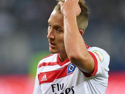 Lewis Holtby darf nicht für die U23 des HSV spielen