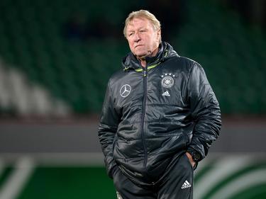 Horst Hrubesch plagen personelle Unwägbarkeiten