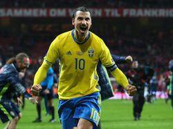 Zlatan Ibrahimović wechselt auf die Insel