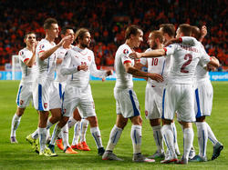 Tschechien will die K.o.-Runde erreichen