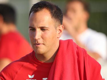 Robert Weinstabl ist wieder beim FAC und assistiert Trainer Jürgen Halper