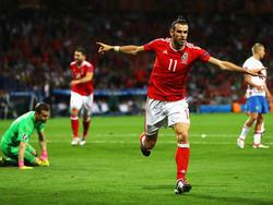 Gareth Bale wird auch in der WM-Qualifikation der Fixpunkt des walisischen Spiels sein