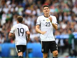 Mario Gomez erntet Kritik von Jens Lehmann