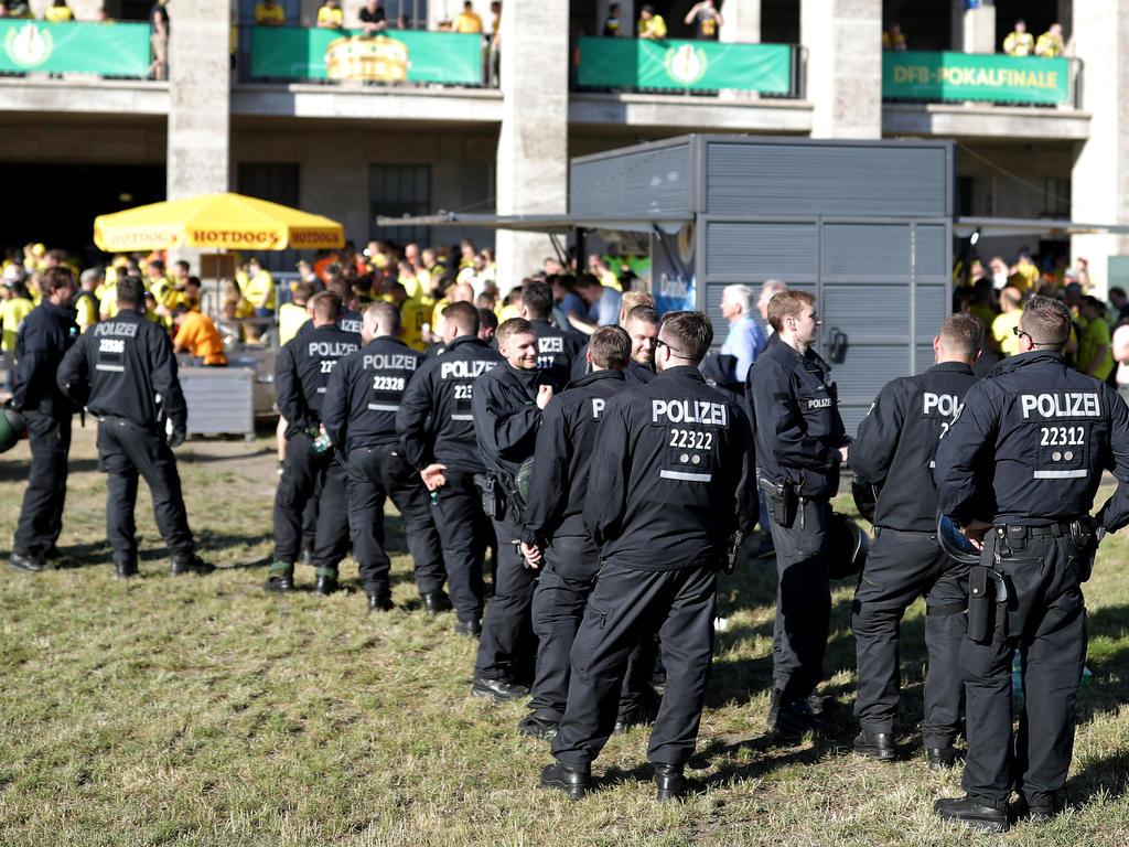 Ökumenischer Gottesdienst vor Pokalfinale in Berlin