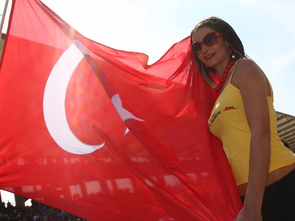 Istanbul Park Circuit, Türkei