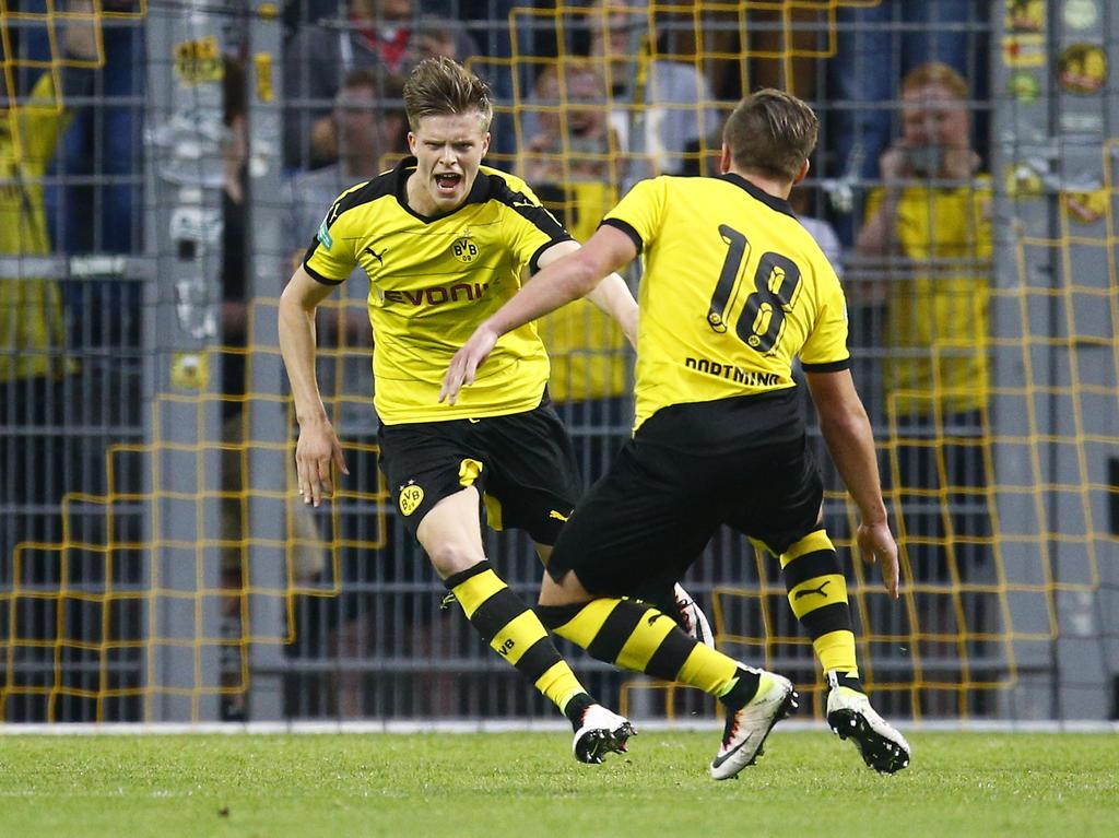 Finale der U19: Borussia Dortmund gegen FC Bayern München live im TV
