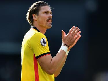 Für die Watford-Fans die Nummer 1: Sebastian Prödl