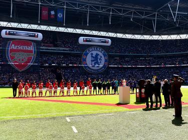 Neuauflage im Finale möglich: Am Wochenende wollen Arsenal und Chelsea ins FA-Cup-Halbfinale.