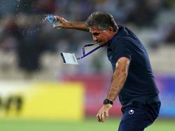 Nach dem Aus beim Asian Cup weiß Carlos Queiroz noch nicht ob er Nationaltrainer Irans bleiben will