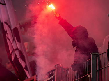 Fans können für das Zünden von Pyrotechnik haftbar gemacht werden