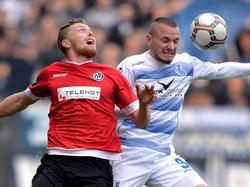 Der MSV Duisburg setzt in der 3. Liga seine Negativserie fort