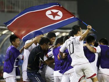 """Nordkorea will im Fußball """"global dominieren"""""""