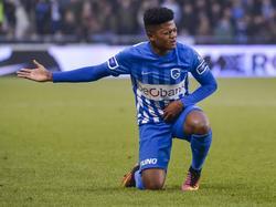 Zum Medizincheck in Leverkusen: Leon Bailey