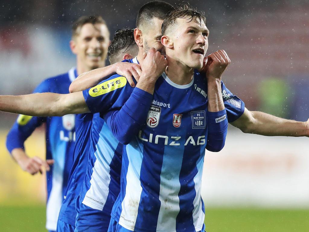 Fußball: Aufsteiger LASK holte Trauner, Goiginger und Schlager
