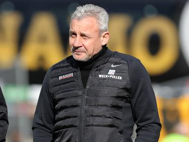 Pavel Dotchev hat in der 3. Liga schon mehrere Klubs gecoacht