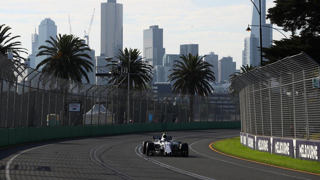 Albert Park Circuit, Australien
