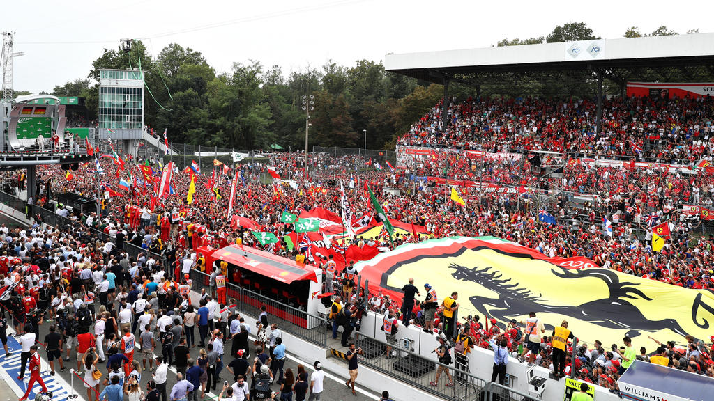 Autodromo Nazionale Monza, Italien