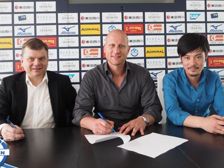 Carsten Jancker neuer Trainer bei Erste-Liga-Absteiger Horn