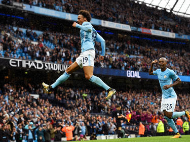 Manchester City jubelte über einen unerwarteten 5:0-Kantersieg
