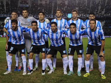 Racing ganó e ingresará en el Grupo 3, con Boca, Cali y Bolívar. (Foto: Imago)