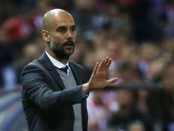 Guardiola deja el Bayern tras tres campañas. (Foto: ProShots)