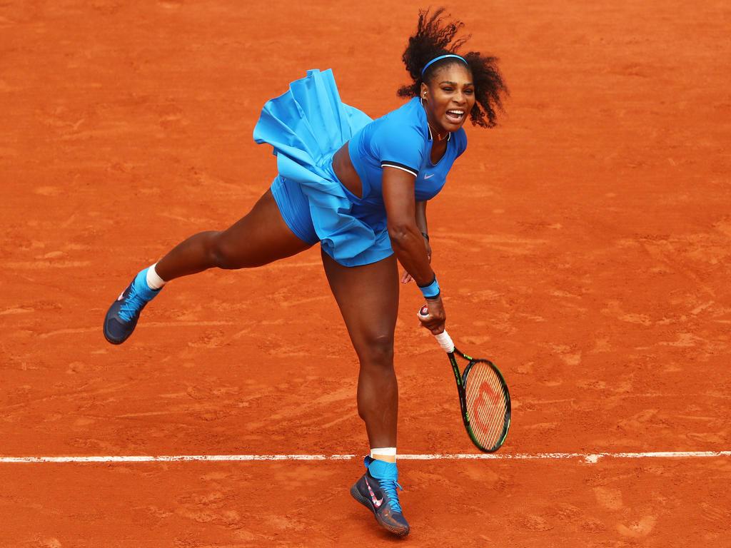 Steht im Achtelfinale der French Open: Serena Williams
