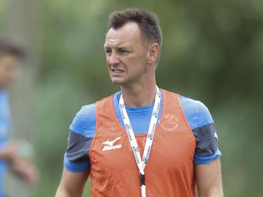 Hans Kleer ist neuer Trainer bei der Vienna
