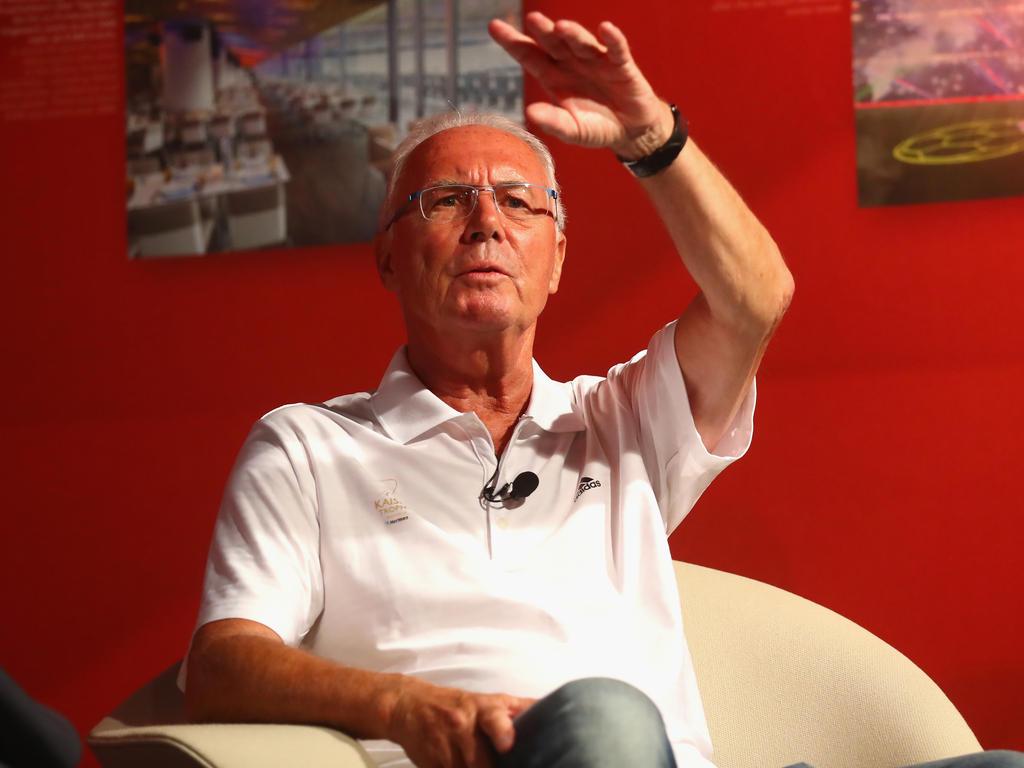 Medien: Neue Vorwürfe gegen Franz Beckenbauer