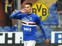 Patrik Schick steht angeblich bei Borussia Dortmund auf dem Wunschzettel