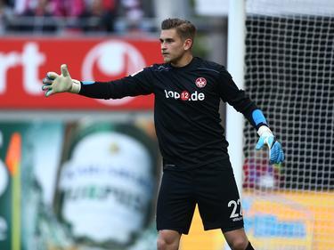 Julian Pollersbeck hat in Kaiserslautern noch Vertrag bis 2020
