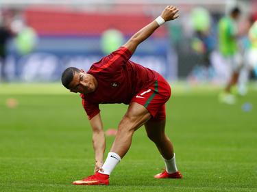 Wegen seiner kürzlich geborenen Zwillinge reist Cristiano Ronaldo vorzeitig vom Confed Cup ab