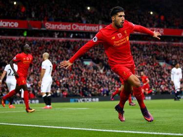 Emre Can und der FC Liverpool stürmten an die Tabellenspitze